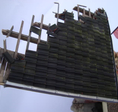 ROOF TILES HOLLOW BRICKS ANTHRACITE