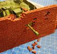 FLEXYWAY brick wall