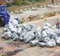 Ladegut Metallschrott