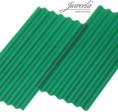 Wellplatten Faserzement grün