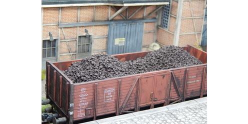 Braun-Kohle