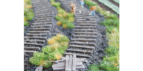 Bahnschwellen