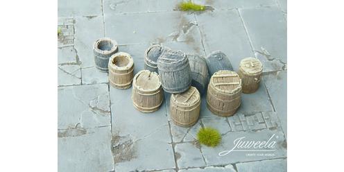 Holzfässer