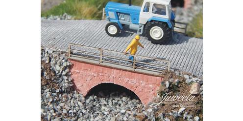 brick bridges